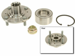 Fits 1998 2002 Honda Accord Wheel Bearing Kit Front Skf 67323gz 1999 2000 2001