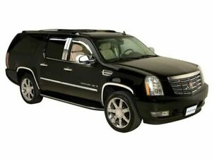 Fits 2007 2014 Cadillac Escalade Stainless Steel Fender Trim Putco 14611sy 2012
