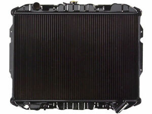 Fits 1987 1989 Dodge Raider Radiator Apdi 55628tf 1988 2 6l 4 Cyl Radiator