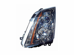 Fits 2008 2015 Cadillac Cts Headlight Assembly Left Driver Side 43368fs 2009 2