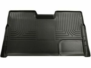Fits 2009 2014 Ford F150 Floor Mat Set Rear Husky Liner 54484sp 2013 2012 2011 2