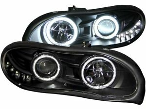 Fits 1998 2002 Chevrolet Camaro Headlight Set Anzo 29362wb 2001 2000 1999
