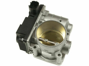 Fits 2002 2006 Nissan Altima Throttle Body Standard Motor Products 87453vb 2003