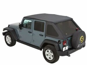 Fits 2007 2017 Jeep Wrangler Soft Top Bestop 15431xy 2015 2012 2008 2009 2010 20