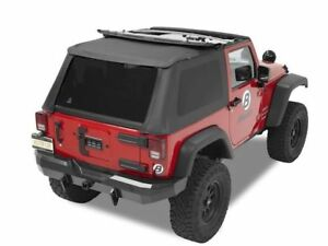Fits 2007 2017 Jeep Wrangler Soft Top Bestop 66471xx 2015 2012 2008 2009 2010 20