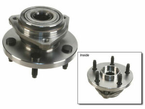 Fits 1999 2004 Jeep Grand Cherokee Wheel Hub Assembly Front 16661kx 2000 2002 20