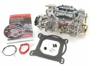 Fits 1958 1968 Ford Thunderbird Carburetor Edelbrock 19898rp 1966 1963 1962 1959