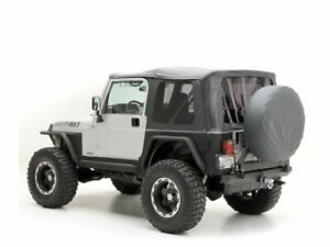 Fits 1997 2006 Jeep Wrangler Soft Top Smittybilt 26186sd 1999 1998 2000 2001 200