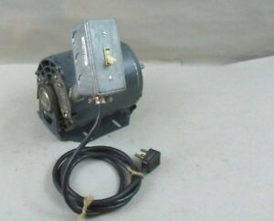 Westinghouse 1 4 Hp Motor For Atlas Craftsman 109 Lathe