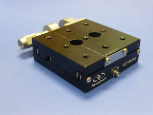 Newport 423 Precision Linear Translation Stage With Sm 13 Micrometer