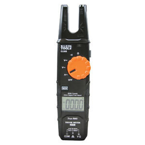 Klein Tools Open Jaw Fork Meter 200a Ac new
