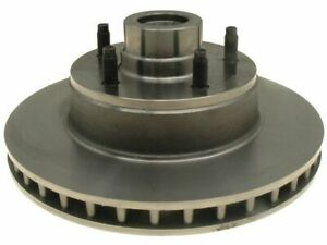 Fits 1973 Ford Thunderbird Brake Rotor And Hub Assembly Front Raybestos 75333nd