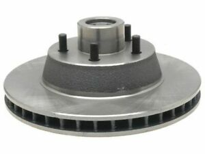 Fits 1970 1971 Ford Thunderbird Brake Rotor And Hub Assembly Front Raybestos 778