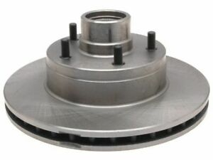 Fits 1979 1990 Chevrolet Caprice Brake Rotor And Hub Assembly Front Raybestos 27