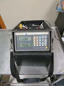 Beamex Tc 305 Temperature Calibrator W Power Cord Thermocouple Nb3
