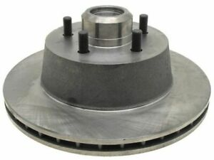Fits 1976 1979 Chrysler Cordoba Brake Rotor And Hub Assembly Front Raybestos 735
