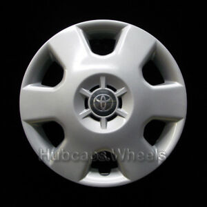 Toyota Echo 2003 2005 Hubcap Genuine Factory Original Oem 61131 Wheel Cover