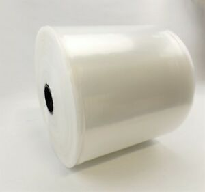 Poly Tubing Clear Bags Roll 4 Mil 6 8 10 12 14 16 18 20 22 24
