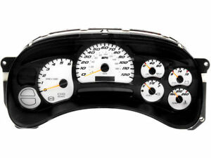 Fits 2003 2006 Chevrolet Silverado 1500 Instrument Cluster Upgrade Kit Dorman 13