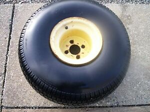 John Deere Gator Amt 600 622 626 Tire And Wheel 4 lug Used 220