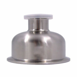 Hfs r 2 X 6 Tri Clamp Bowl Reducer Stainless Steel 304