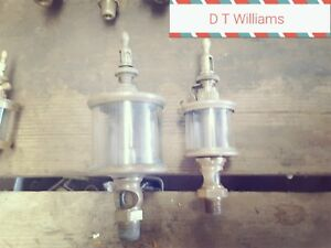 Vintage Brass Dt Williams Tacoma Oilers