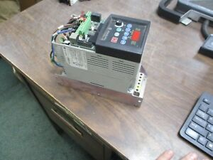 Allen bradley Powerflex 40 Ac Drive 22b b017n104 5hp 3ph missing Cover Used