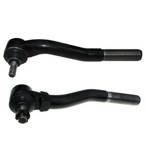 2 Dlz Suspension Tie Rod End For 1999 2004 Jeep Grand Cherokee