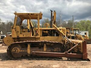 Caterpillar D6c Crawler Dozer