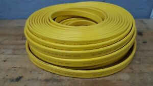 Duct o wire Fc 412 Flat flex Festoon Cable 100 Ft 4 c 12 Awg 600v New