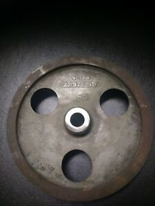 South Bend 16 Lathe 12 Od 4 Groove Underdrive Pulley Sheave Cl117e
