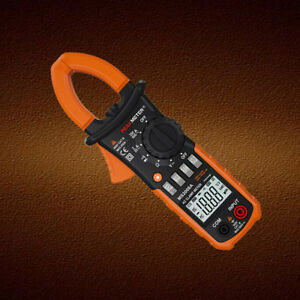 High Accuracy Clamp Meter Digital Multimeter For Ac Ampere Voltage