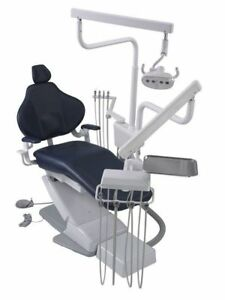 New Engle Dental Chair 2200 Over Patient Delivery Package W Led Light fda usa