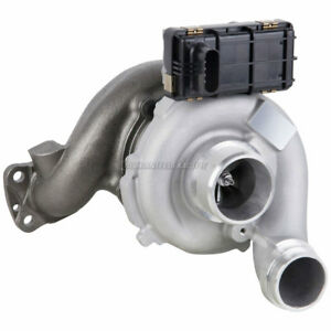 Turbo Turbocharger W Electronic Actuator For Jeep Grand Cherokee 3 0l Crd 2007