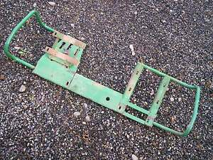 John Deere Gator 622 626 Seat Frame Adjustable Or Flat Used