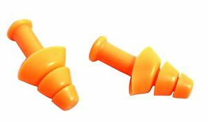Sas Safety 6109 Silicone Ear Plugs 200 pair Pack New