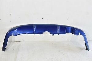 2002 2006 Acura Rsx Type S Rear Bumper Fairing Cowl Lower Lip Trim 02 06