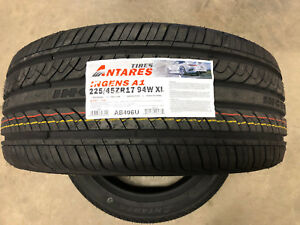 Brand New Antares Ingens A1 94w 225 45zr 17 Car Tire 225 45x17 17 X 2 Tires