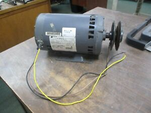 Magnetek Ac Motor 10 158756 02 2 0hp 1800rpm 460 200 230v 3 4 6 6 6 8a 3ph Used