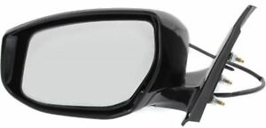 Cpp Left Mirror Outside Rear View For 2016 2017 Nissan Maxima