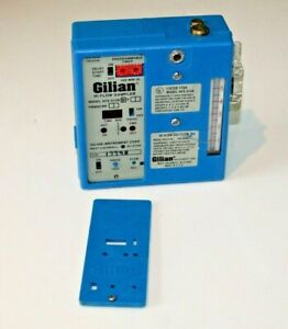 Gilian Hfs 513a Air Sampling Hi flow Module 5