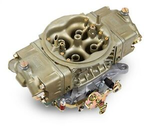 Holley 0 80496 1 Race Carb 4 Bbl 950 Cfm Model 4150 Hp Calibrated For Gasoline