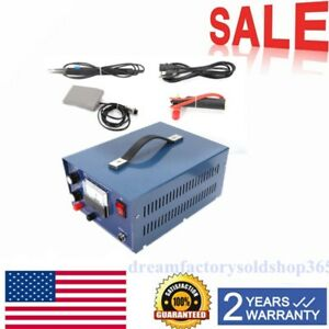 Spot Welder Machine 110v 400w Gold Silver Jewelry Electric Soldering Accessories