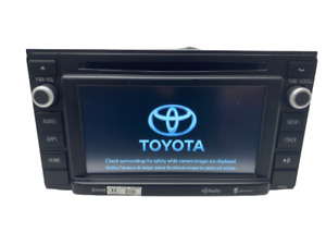 14 15 16 17 18 19 Toyota Tacoma Touch Screen Radio Cd Player Factory Oem Stereo