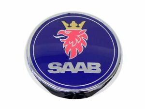 Fits 2004 2010 Saab 93 Emblem Genuine 54125bc 2006 2005 2007 2008 2009 Trunk Emb