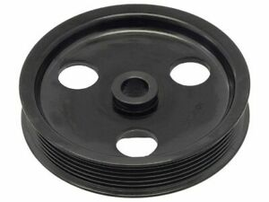 Fits 1999 2006 Jeep Wrangler Power Steering Pump Pulley Dorman 47322vd 2002 2004