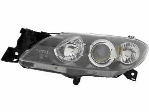 Fits 2004 2009 Mazda 3 Headlight Assembly Left Dorman 66949vs 2006 2005 2007 200