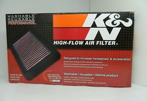 K n High Performance Replacement Air Filter 33 2050 1