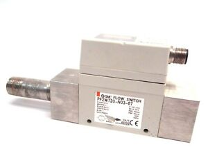 Smc Pf2w720 n03 67 Digital Flow Switch For Water Dc12 24v 2 16l Min g qs