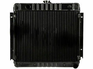 Fits 1970 1972 Plymouth Duster Radiator Spectra Premium 59187zm 1971 Radiator